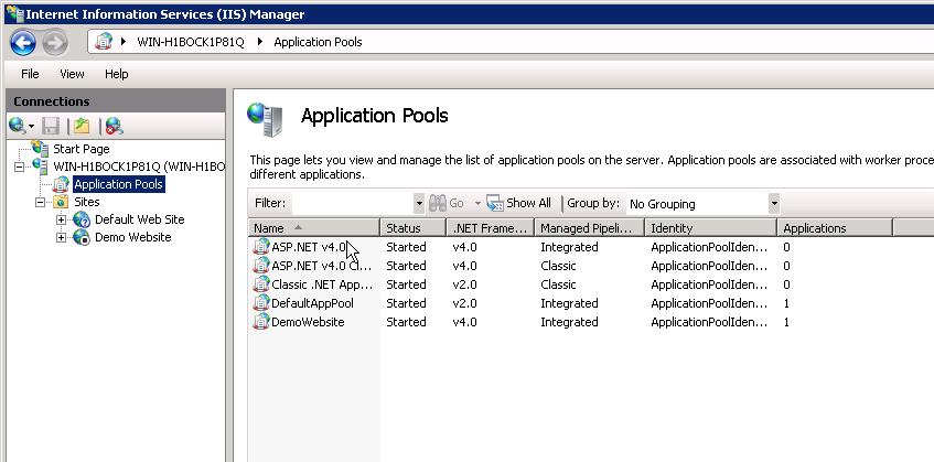 Create an installer for website with WIX, part 3 | Bart De Meyer – Blog